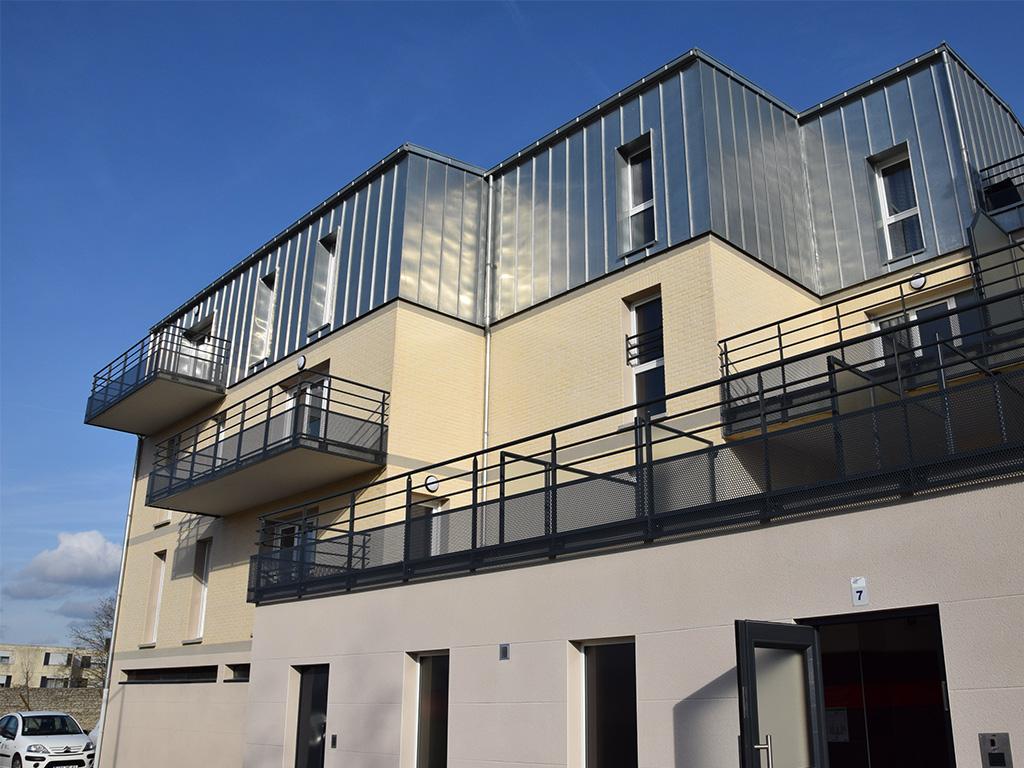 Inauguration logements lamartine un logement dans l for Entretien exterieur locataire