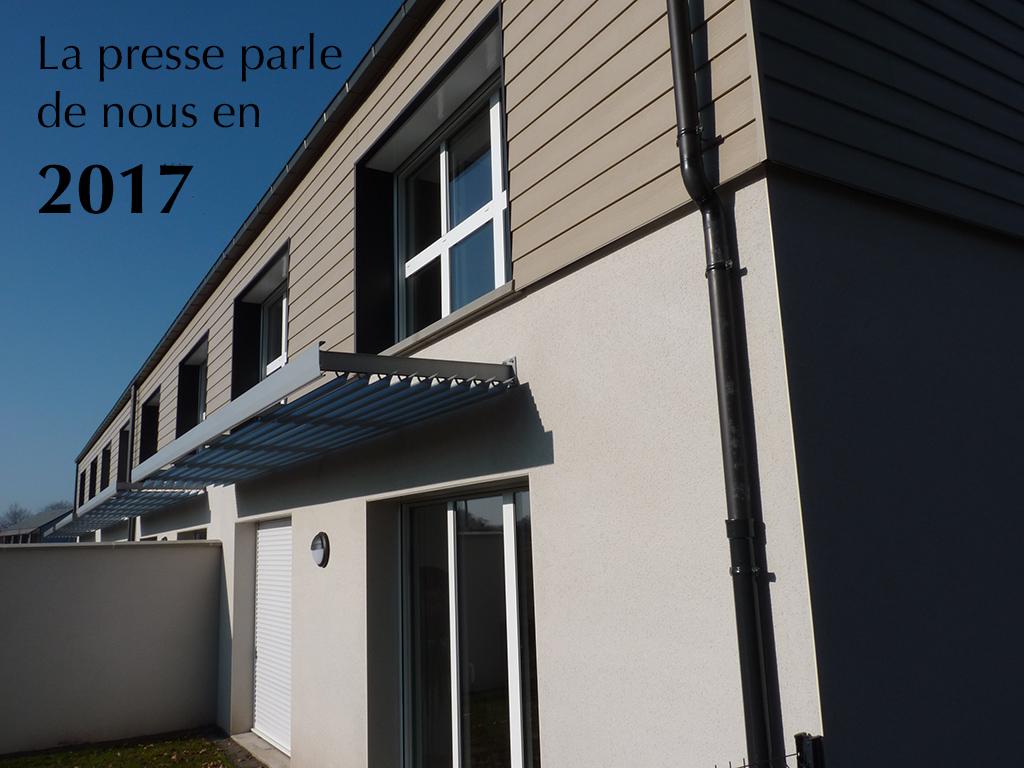 La presse en parle en 2017 un logement dans l 39 orne for Entretien exterieur locataire