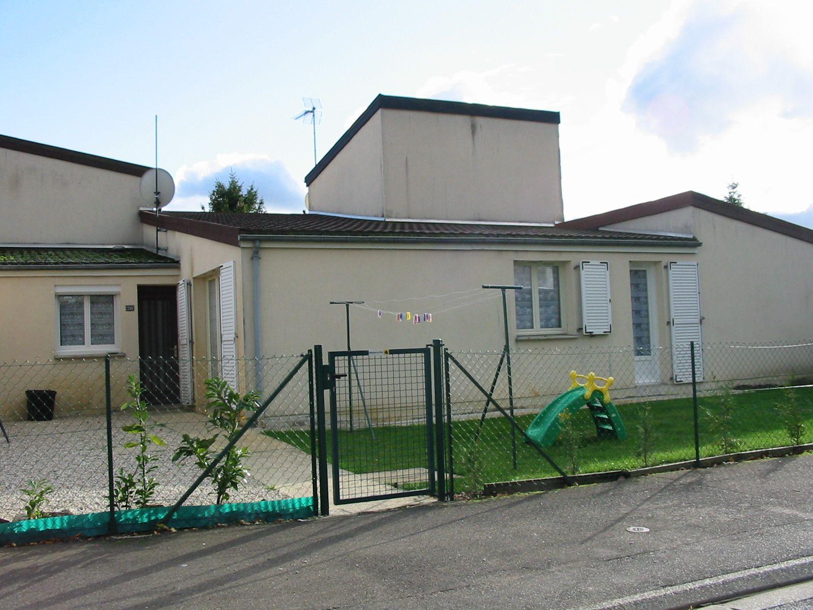 Logement le chevain locataion maison t4 orne for Entretien exterieur locataire