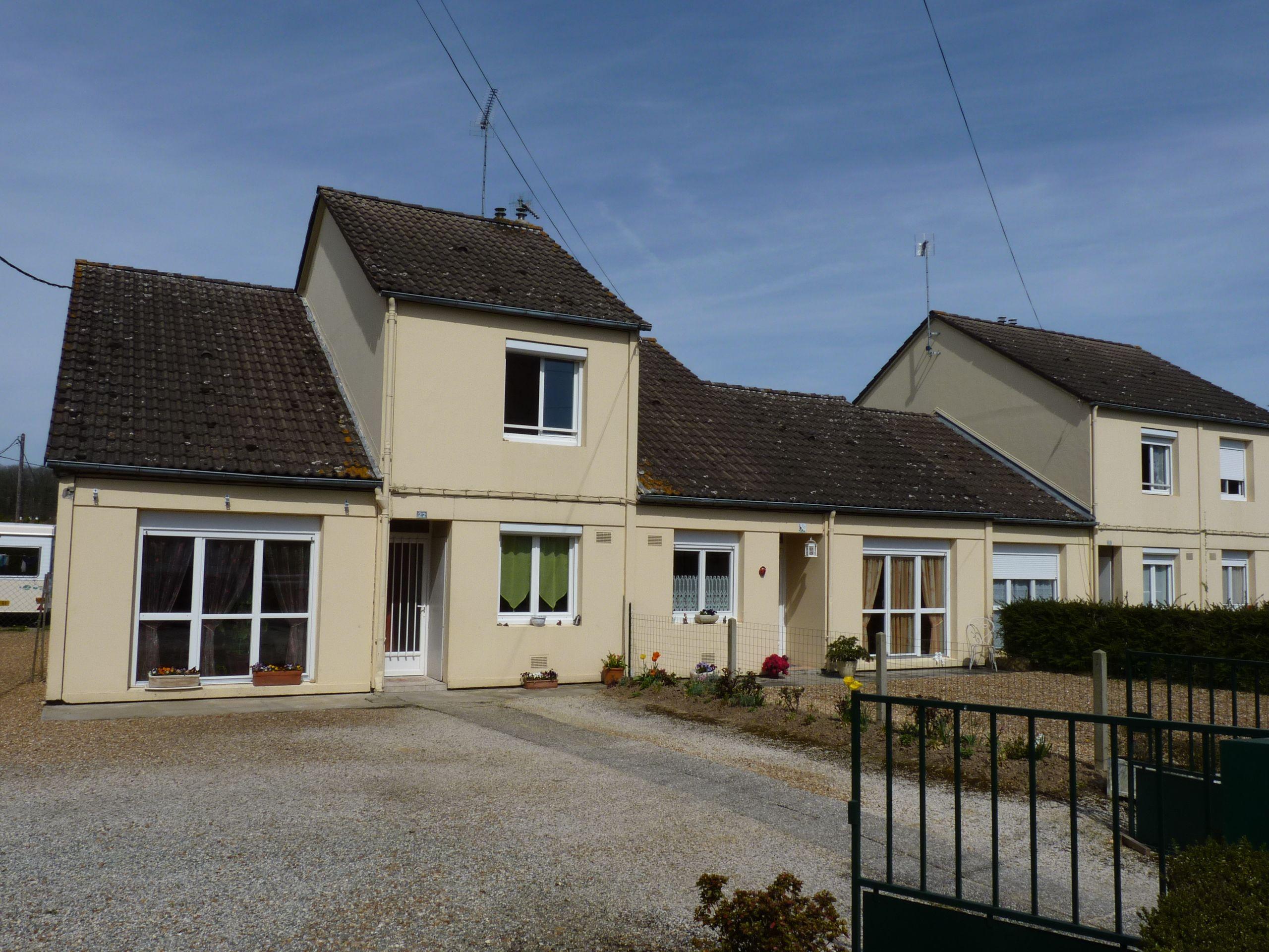 Logement le theil sur huisne locataion maison t3 72 for Entretien exterieur locataire