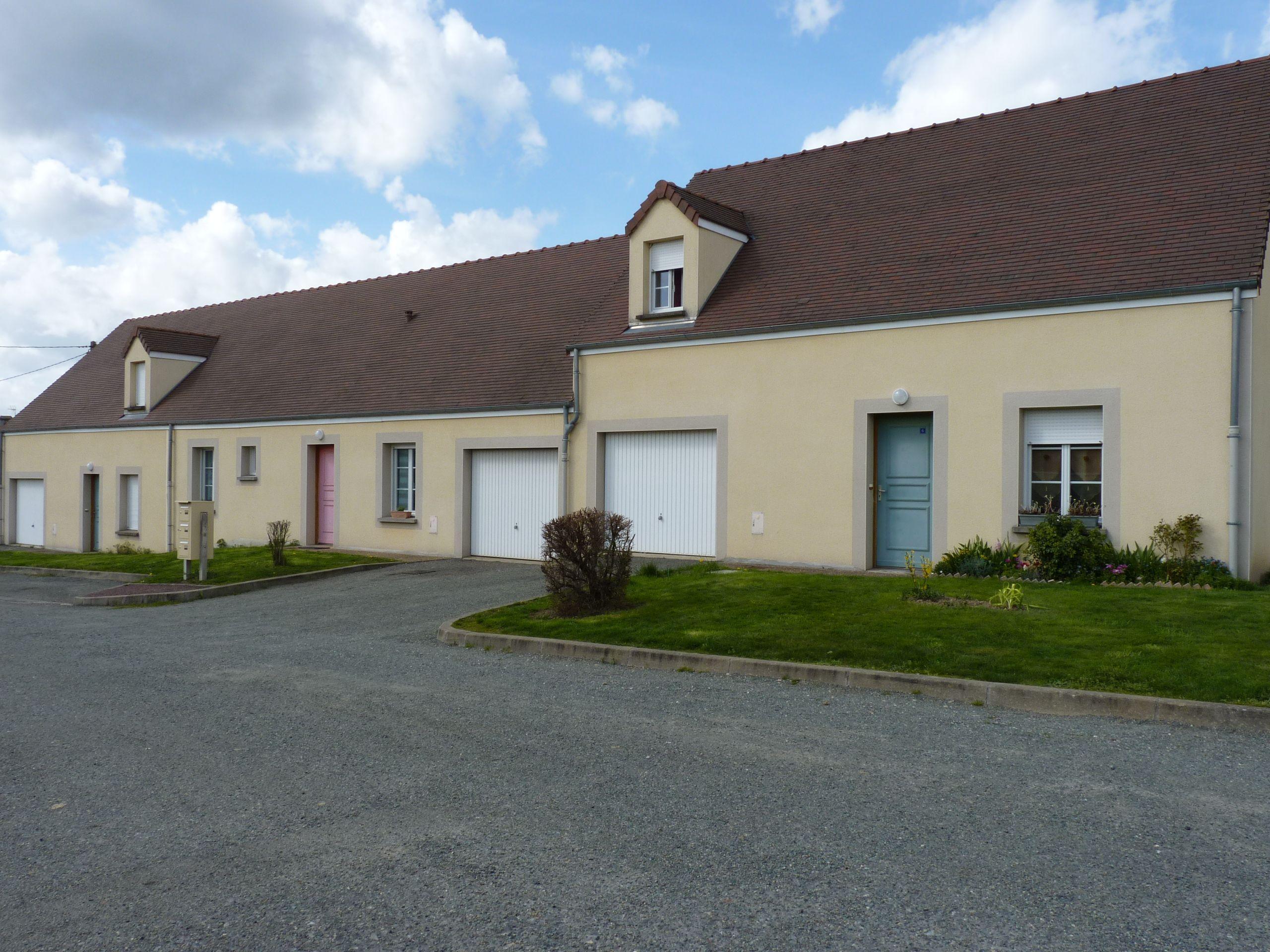 Logement pac locataion maison t4 orne for Entretien exterieur locataire