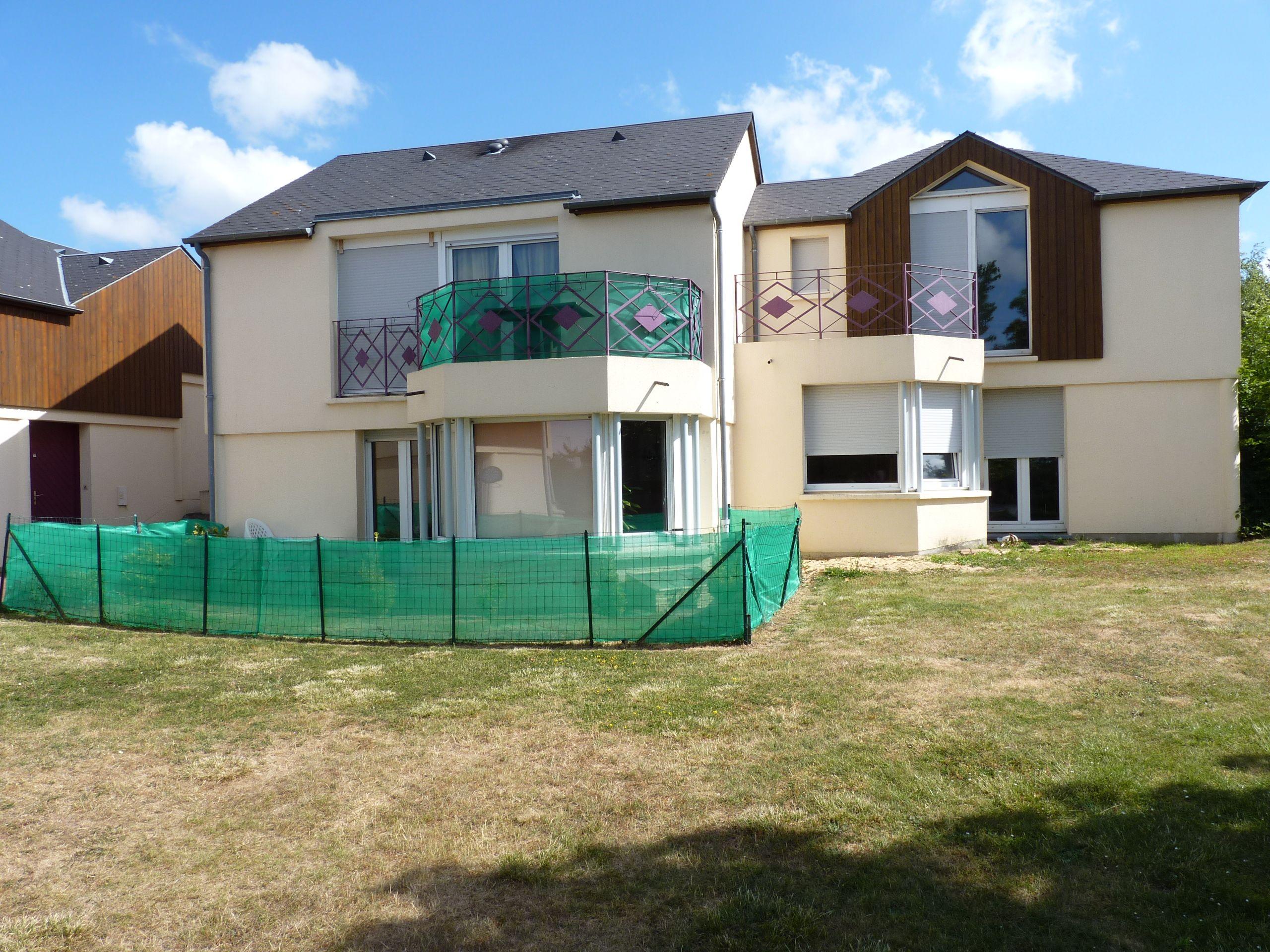 Logement saint langis l s mortagne locataion appartement for Entretien exterieur locataire