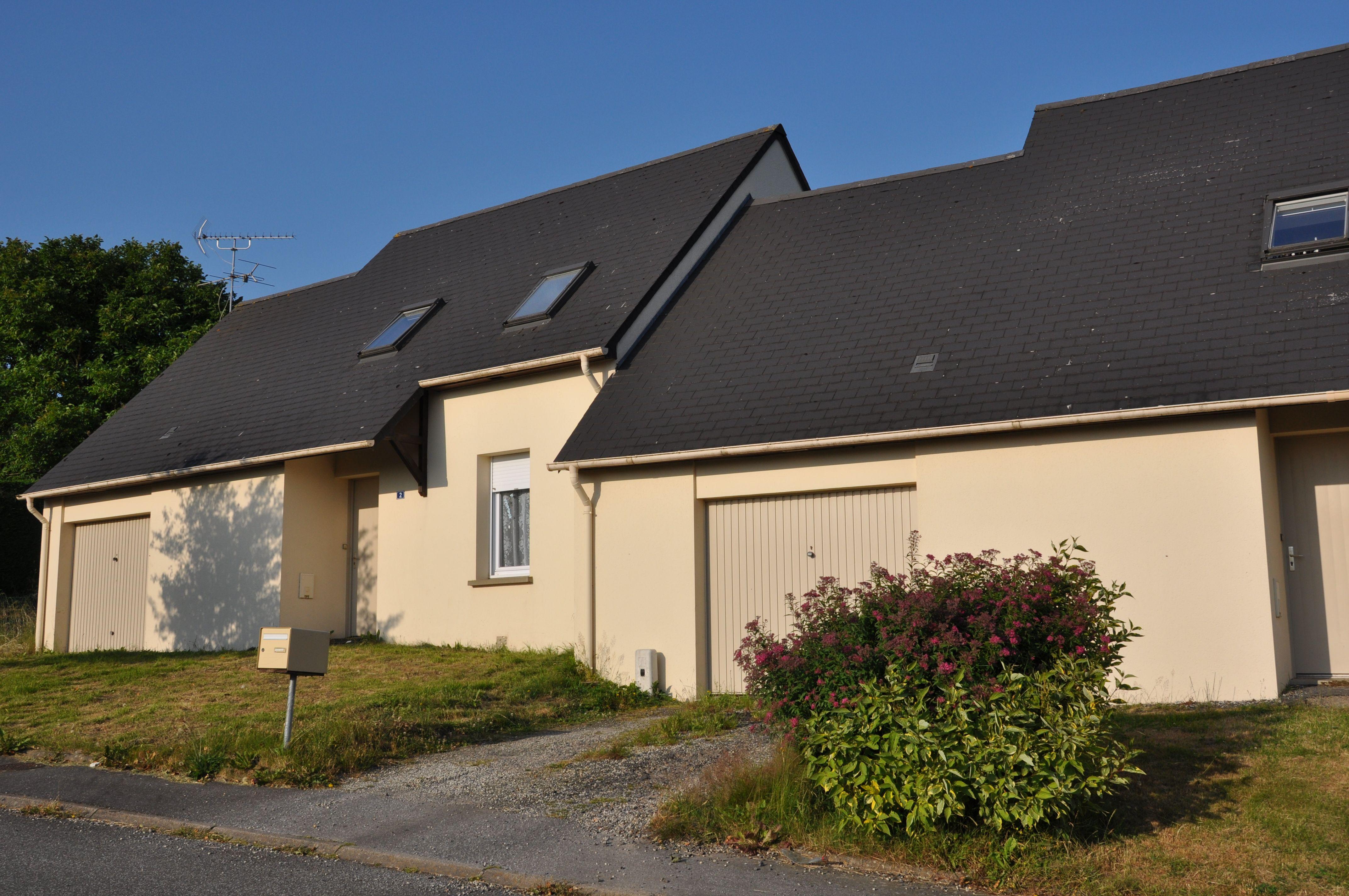 Logement saint cornier des landes locataion maison t4 for Entretien exterieur locataire
