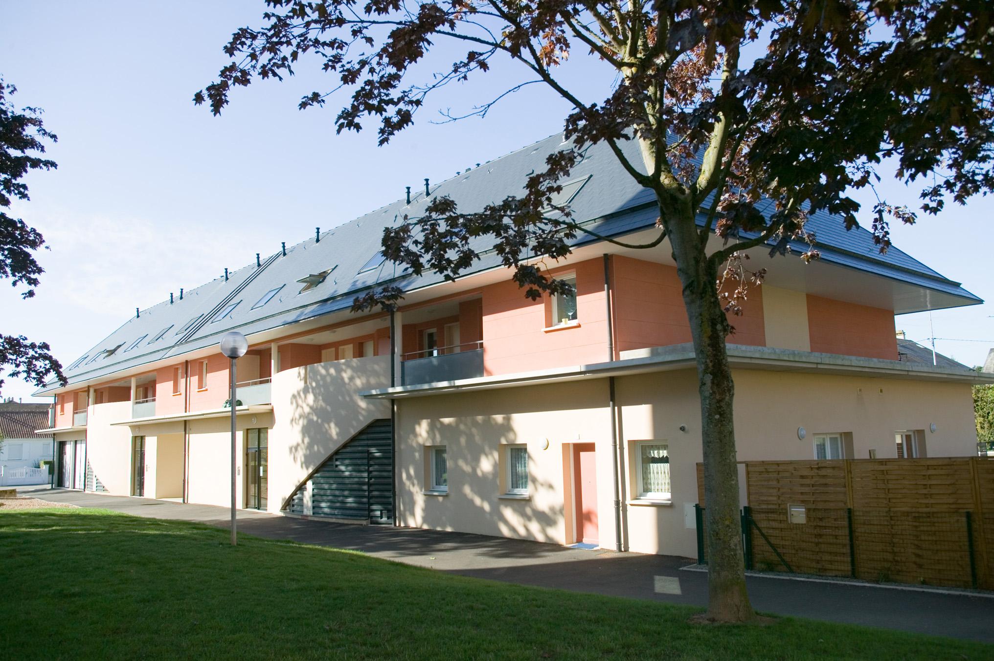 Logement argentan locataion appartement t2 for Entretien exterieur locataire