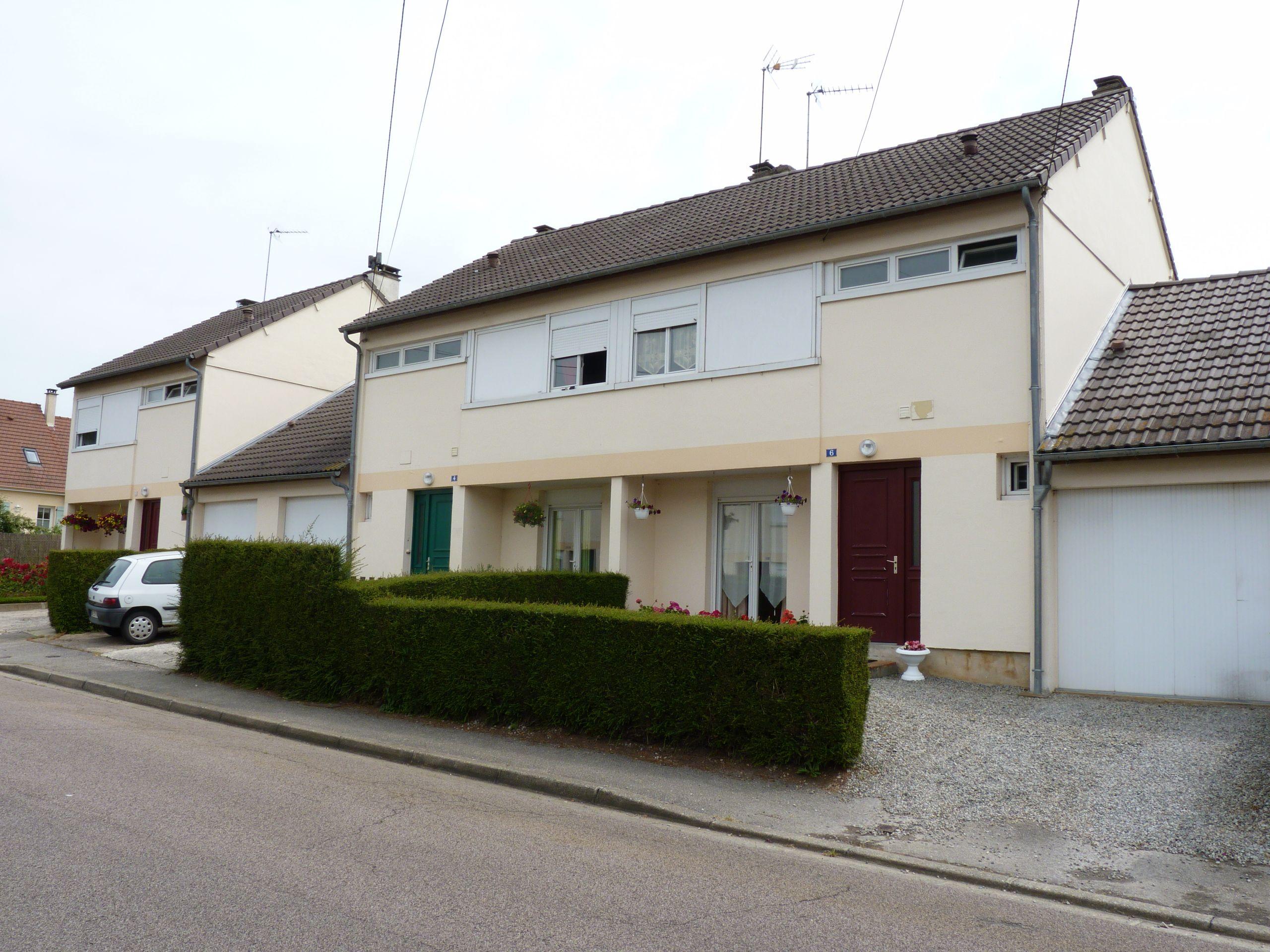Logement gac locataion maison t4 orne for 82 rue brule maison lille